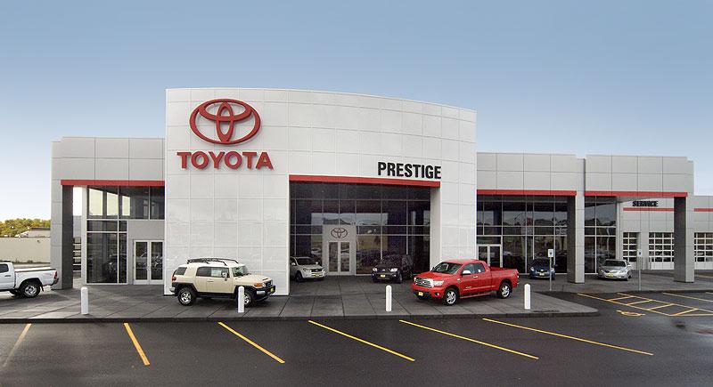 Prestige Toyota